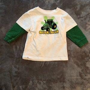 Boys John Deere (JD) Rough and Tough Shirt